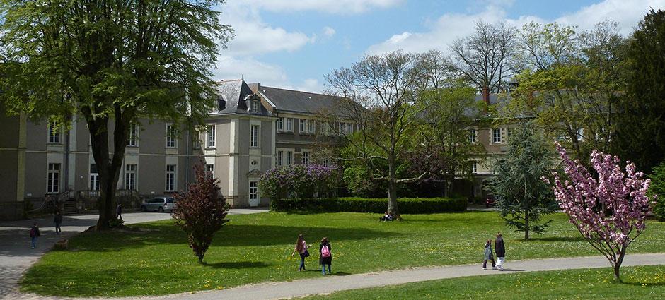 44319 - Nantes - École Privée Mixte Blanche-de-Castille