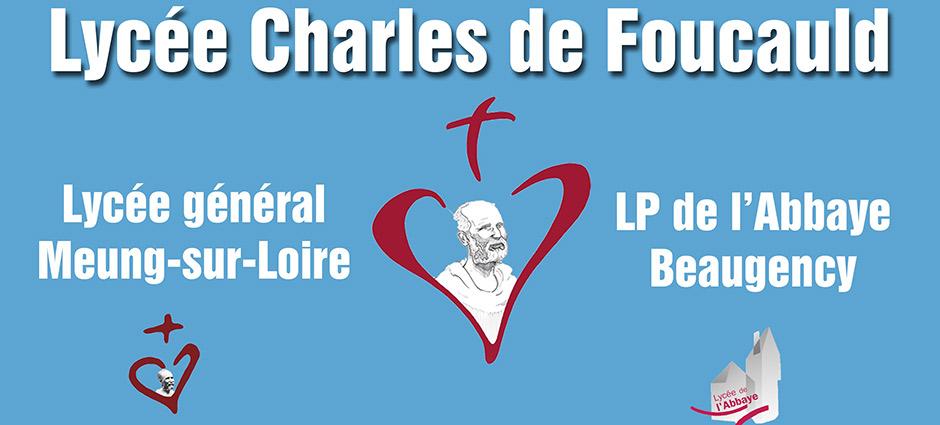 45130 - Meung-sur-Loire - Lycée Charles de Foucauld - Groupe Scolaire Charles de Foucauld