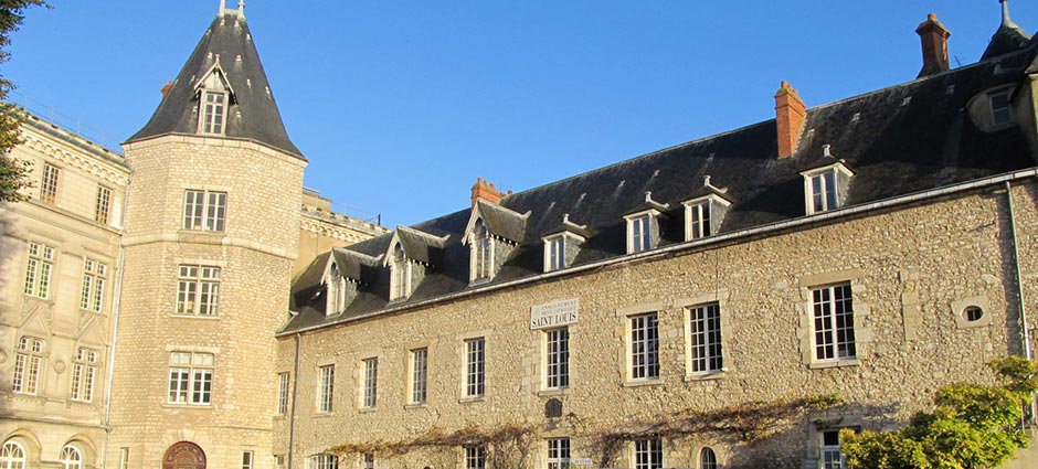 45200 - Montargis - Lycée Privé Saint-Louis