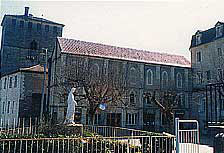 46000 - Cahors - Ensemble Scolaire Saint-Etienne, Lycée Privé