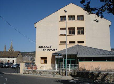 48000 - Mende - Ensemble Scolaire Notre Dame - Saint Privat