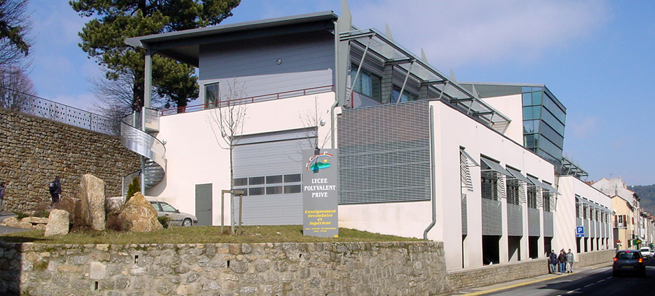 48300 - Langogne - Lycée Privé St Pierre St Paul