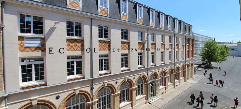 51095 - Reims - Lycée Privé Saint-Joseph
