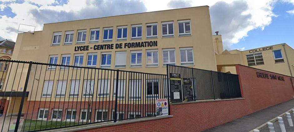 51100 - Reims - Lycée Privé Saint Michel