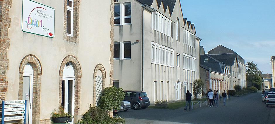 53600 - Évron - Lycée Privé d'Orion