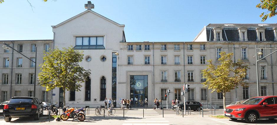 54042 - Nancy - Collège Privé Notre-Dame Saint-Sigisbert