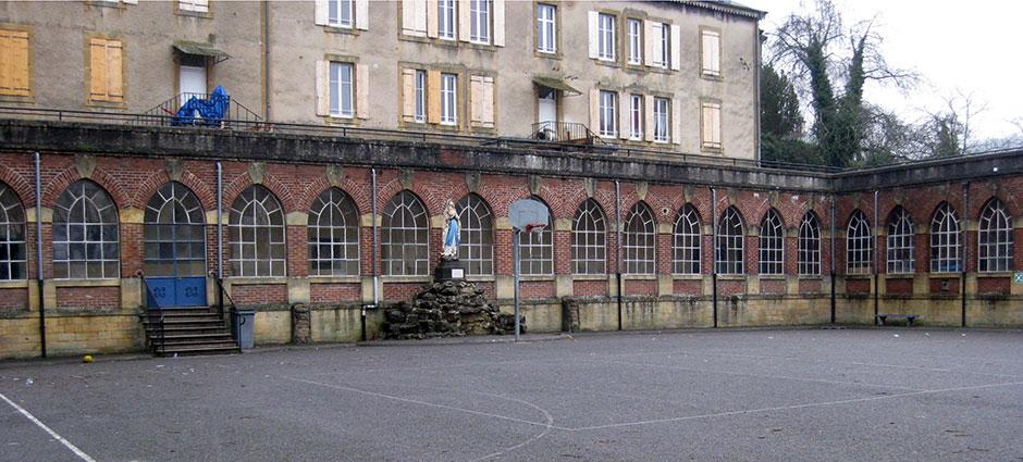 54260 - Longuyon - Collège Privé Sainte-Chrétienne