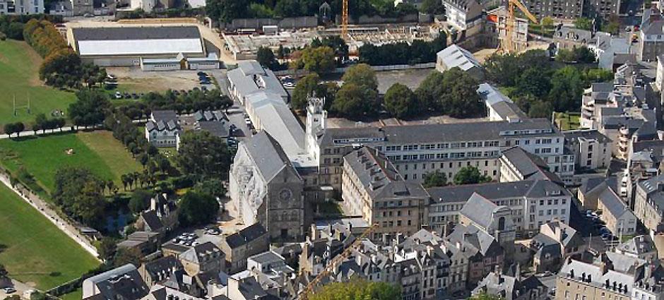 56000 - Vannes - Lycée Privé Saint-François-Xavier