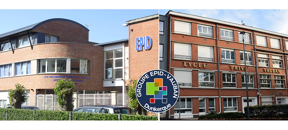 59140 - Dunkerque - Groupe EPID Vauban - Lycée Professionnel
