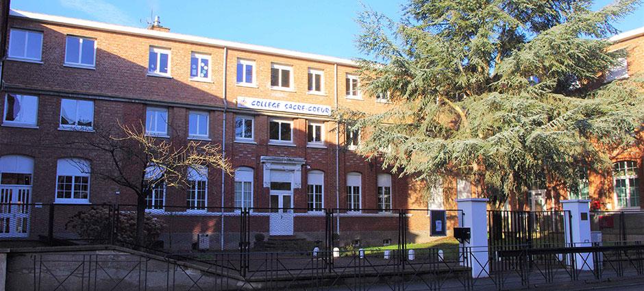 59940 - Estaires - Internat du Collège Privé du Sacré-Cœur
