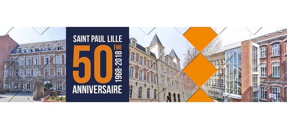 59000 - Lille - École Privée Saint-Paul