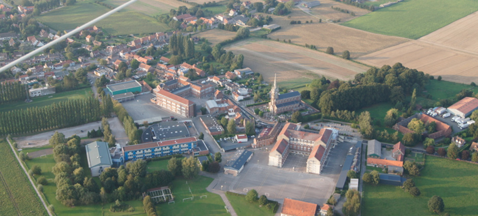 59134 - Beaucamps-Ligny - Institution Sainte-Marie - Lycée Privé Sainte-Marie