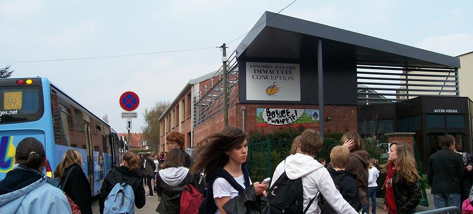 Ensemble Scolaire Collège Privé Immaculée-Conception
