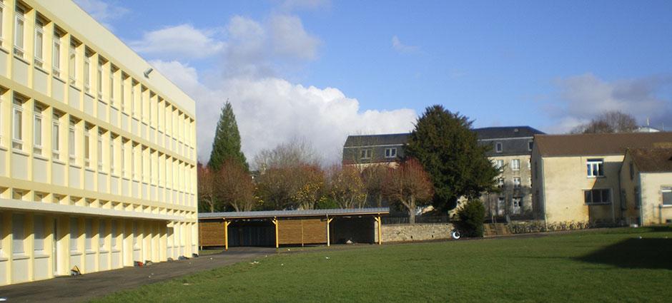 61000 - Alençon - École Privée Notre-Dame de Lancrel