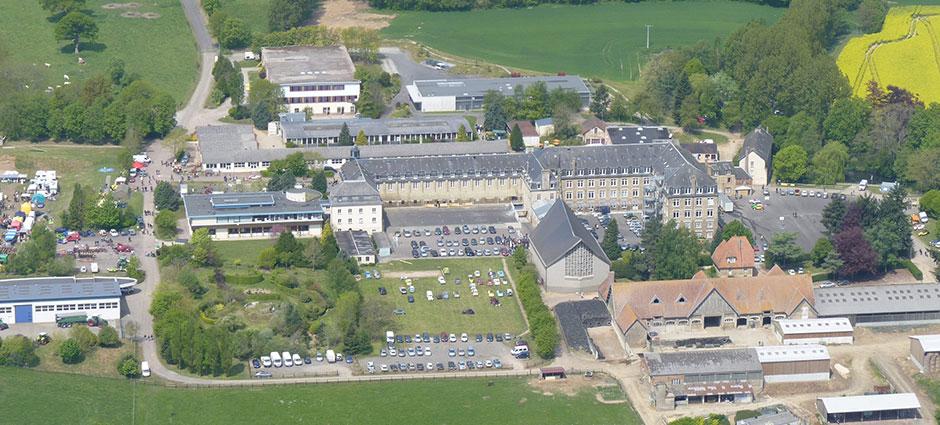 61210 - Giel-Courteilles - Lycées Agricole et Professionnel, Giel Don Bosco