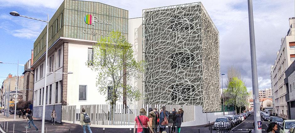 63037 - Clermont-Ferrand - Collège Privé Fénelon