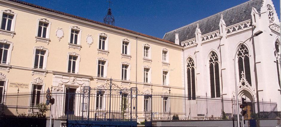 63500 - Issoire - Collège Privé Sévigné Saint-Louis