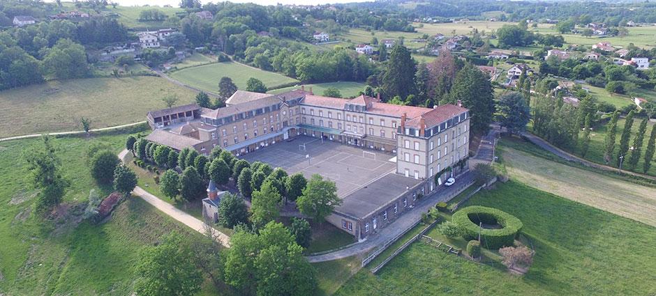 63120 - Courpière - Collège Privé Saint-Pierre