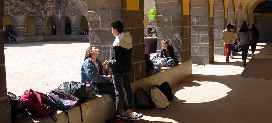 63203 - Riom - Lycée Privé Sainte-Marie
