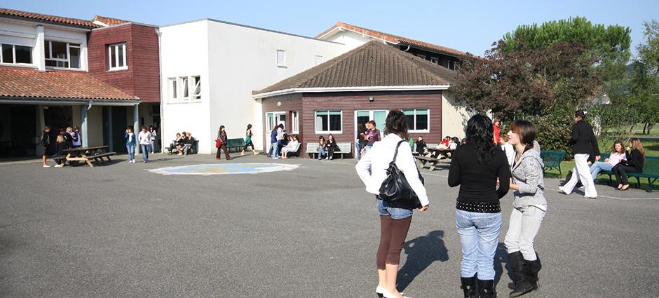 64390 - Sauveterre-de-Béarn - Centre de Formation Continue du Lycée Privé Notre Dame