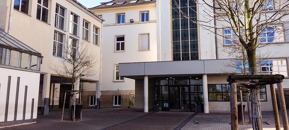 67100 - Strasbourg - École Privée Sainte-Anne