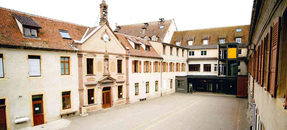 68250 - Rouffach - Collège Privé Saint-Joseph