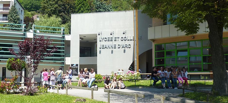 73203 - Albertville - Groupe Scolaire Pierre de Tarentaise, Lycée Professionnel et Technique Privé Jeanne-d'Arc