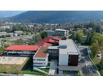 74600 - Annecy - Collège Saint-François des Cordeliers