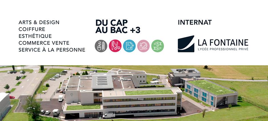 74210 - Faverges - Lycée Professionnel Privé La Fontaine