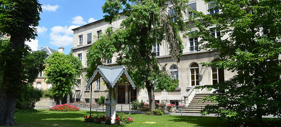 75013 - Paris 13 - Groupe Scolaire Notre-Dame-de-France, Collège Privé Catholique