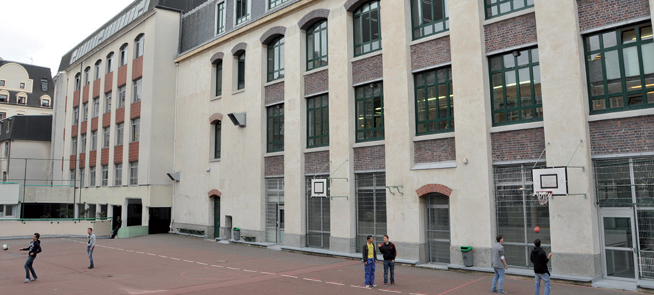 75006 - Paris 06 - Lycée Technique Privé Saint-Nicolas