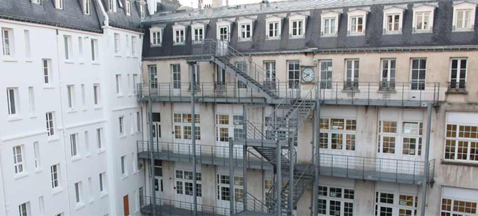 75017 - Paris 17 - Lycée Privé St-Michel des Batignolles Ensemble Batignolles Epinettes