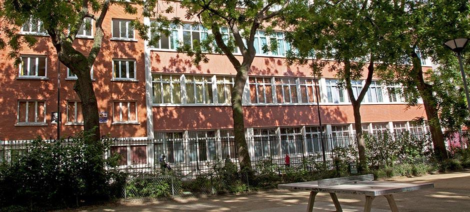75018 - Paris 18 - Lycée Privé et UFA Charles de Foucauld - Groupe Scolaire La Madone