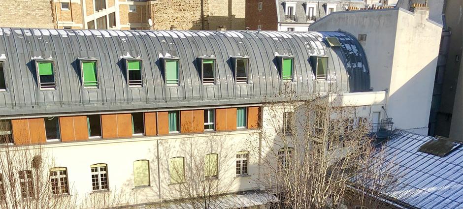 75014 - Paris 14 - Lycée Professionnel Privé Ensemble Scolaire Sainte Catherine Labouré