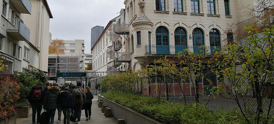 75006 - Paris 06 - Lycée Privé Saint-Sulpice
