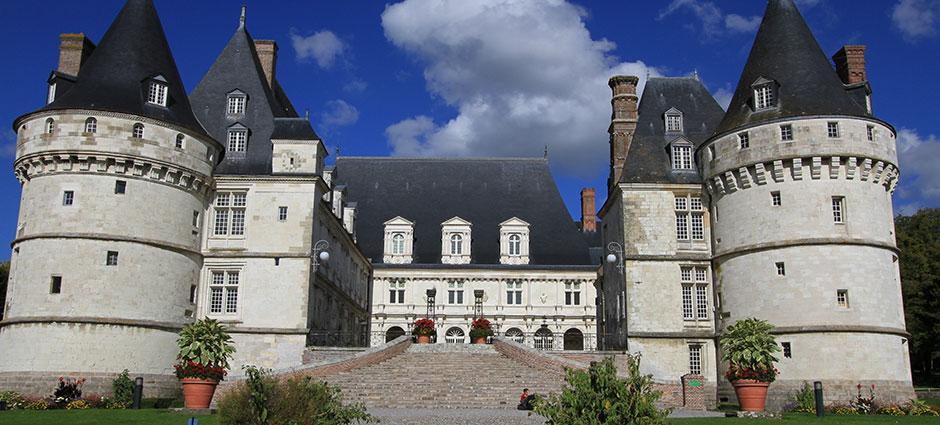 76270 - Mesnières-en-Bray - Lycée Horticole et Forestier Saint-Joseph