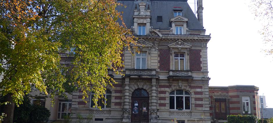 76000 - Rouen - École Privée Saint-Dominique