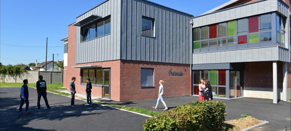 Ecole - Collège - Lycée La Providence Nicolas Barré - Internat