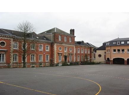 76210 - Bolbec - École Privée Sainte-Geneviève