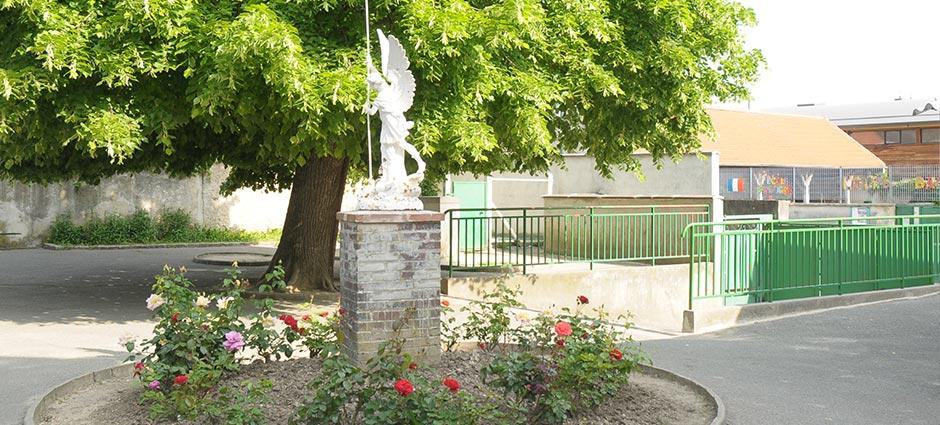 77230 - Juilly - Maternelle et École Privée Cours Bautain- La Salle