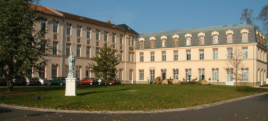 77007 - Melun - Lycée Privé Saint-Aspais