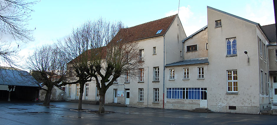 77120 - Coulommiers - Collège Privé Institution Sainte-Foy