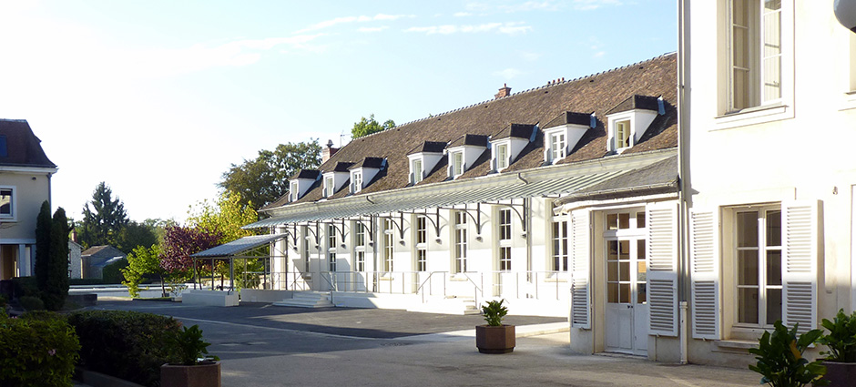 77300 - Fontainebleau - Lycée Blanche-de-Castille