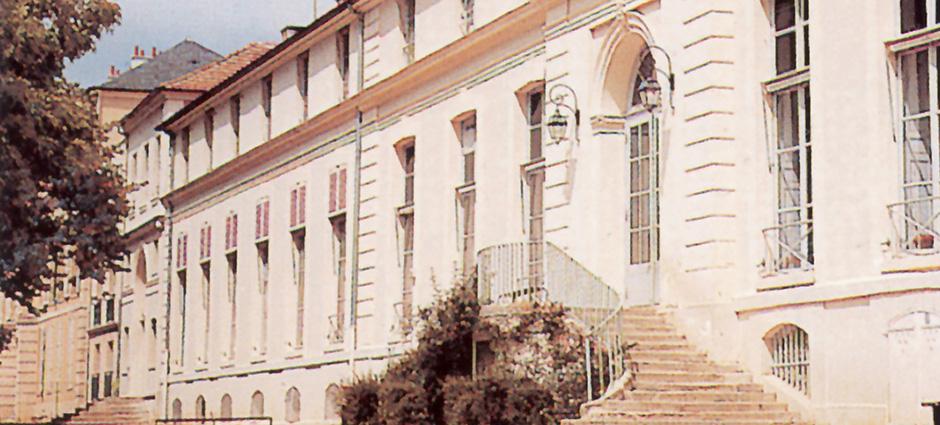 78100 - Saint-Germain-en-Laye - Institut Notre-Dame, École