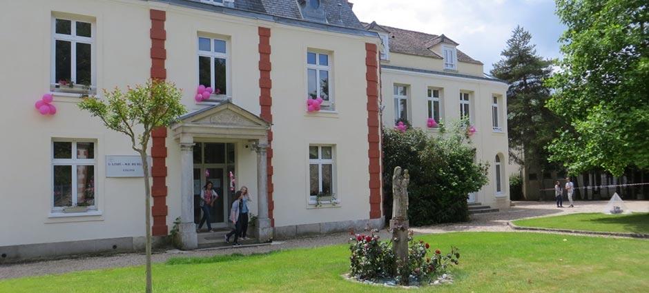 78490 - Montfort-l'Amaury - Ecole Privée Notre-Dame-du-Bel-Air