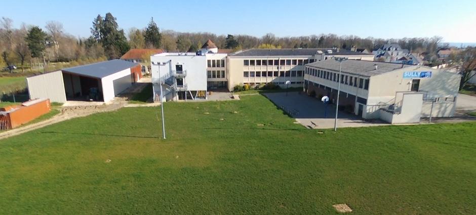 78200 - Magnanville - Lycée Agricole Privé Sully