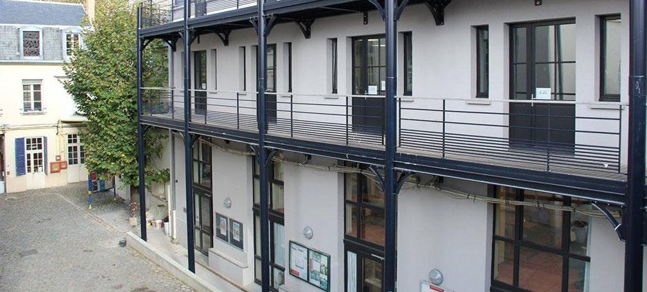 78000 - Versailles - Lycée Professionnel Privé Saint-Vincent-de-Paul