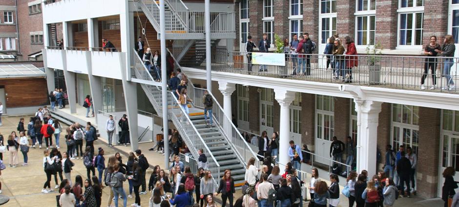 80006 - Amiens - Lycée Saint-Rémi