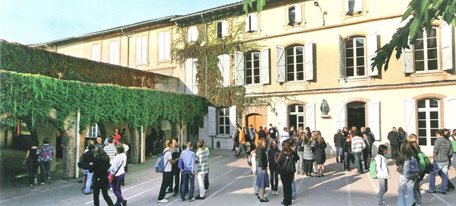 81600 - Gaillac - Lycée Privé Saint-Joseph