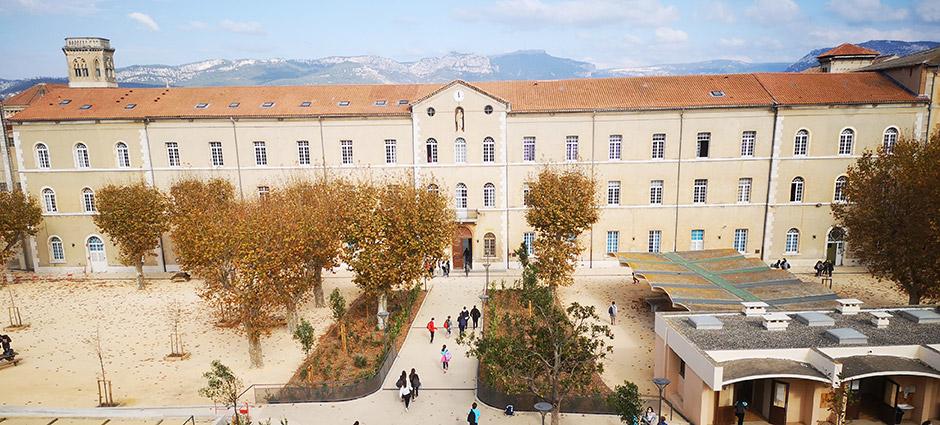 83501 - La Seyne-sur-Mer - Internat de l'Institut Sainte Marie